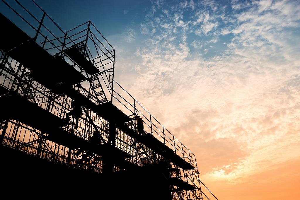 建築現場の華!鳶職の種類とそれぞれの役割