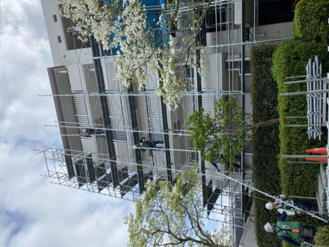 昭島で鳶作業をしています!株式会社 曉組です